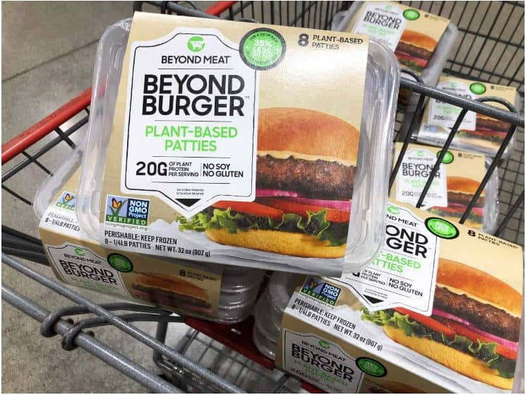 ©Beyond Meat