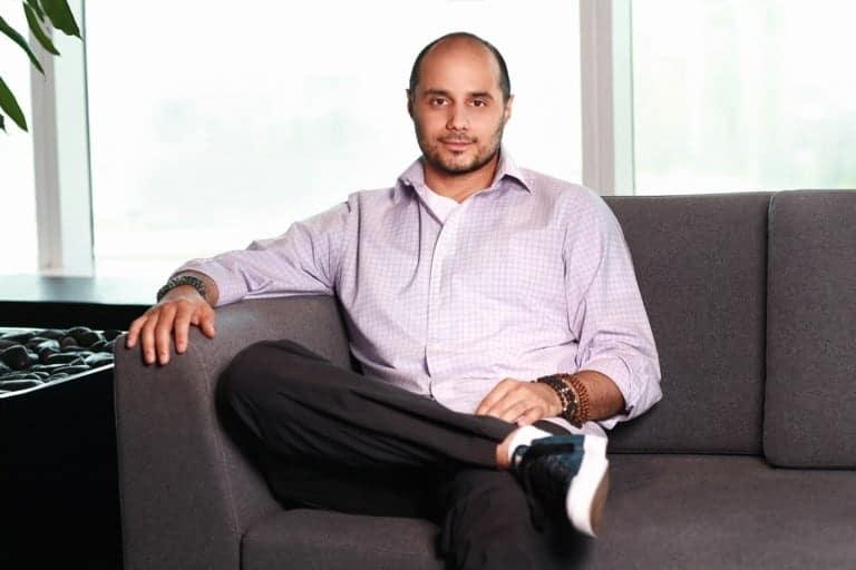 HRH Prince Khaled bin Alwaleed bin Talal Al Saud, founder and CEO ©KBW Ventures